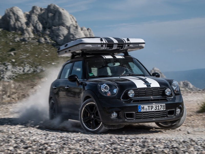 Mini Cooper S Countryman All4 Accessorized