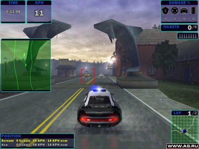 Need for Speed: High Stakes: cкриншот 8 из 17 (screenshots) на AG.ru