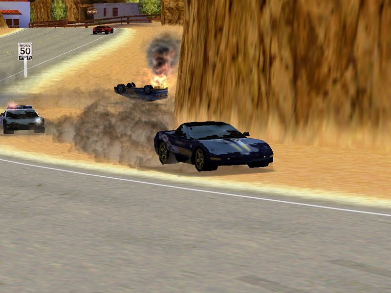 Need For Speed III Hot Pursuit 1998 - Скриншоты (разные) - Need for Speed - Фотоальбомы - авто фото обои