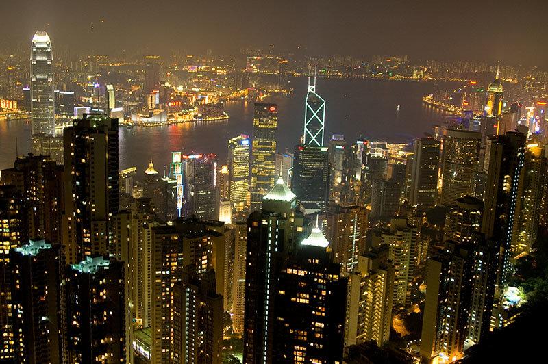 Ночные города — Блог —  Зеленый чемодан