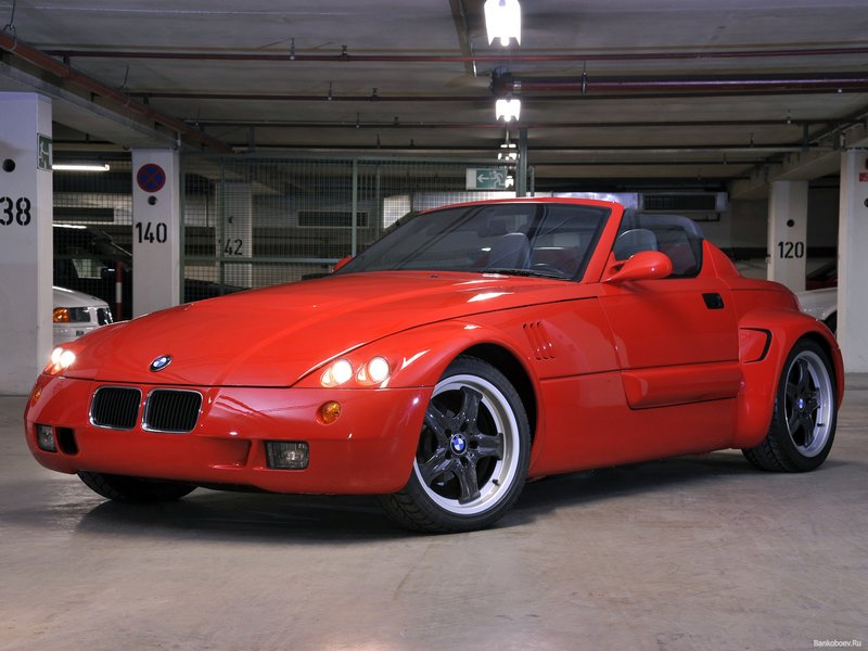 обои BMW Ur-Roadster (Original Roadster) перед фото