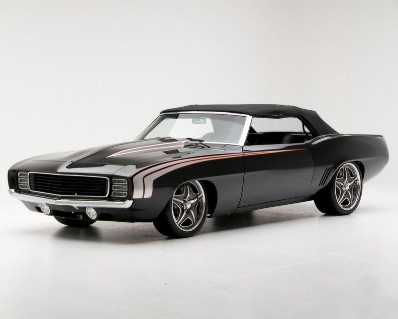 Обои - Muscle Cars - Фотографии - Muscle Cars