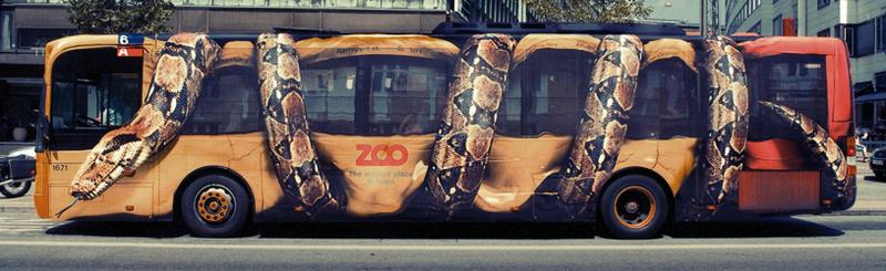 Оформление автомобилей и транспорта в рекламных целях