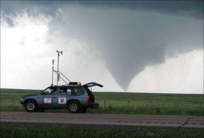 Охотники за торнадо (15 фото)
