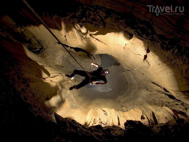 Пещеры Крубера-Воронья