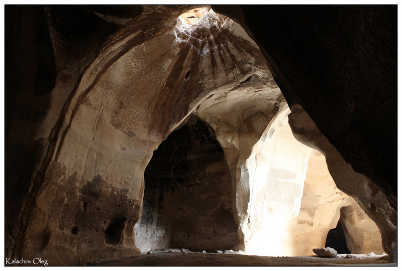 Пещеры Лузит