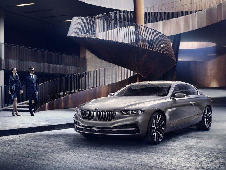 Pininfarina создала для BMW автомобиль: Gran Lusso Coupe [фото]