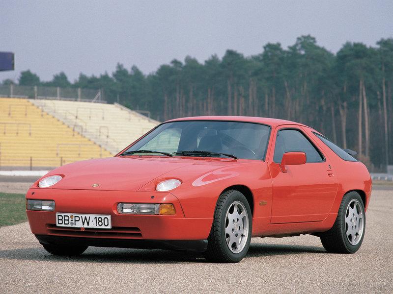 Porsche 928  - технические характеристики, описание, фотографии.