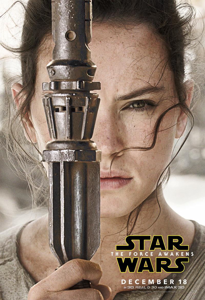Постеры персонажей фильма «Звёздные войны: Пробуждение силы» - EPSCAPE | Сериалы, кино и даты выхода