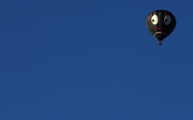 Прикольный воздушный шар