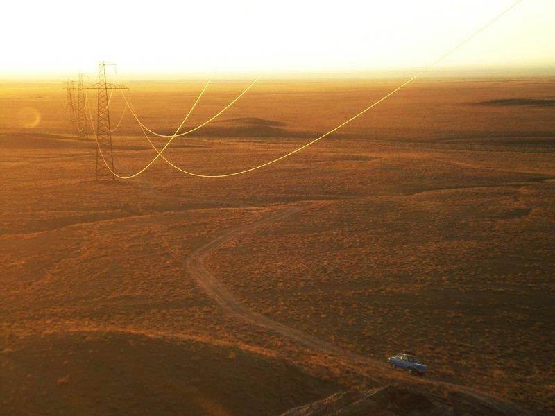 Пустыня Кызылкум