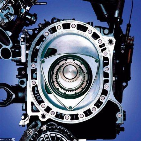 Роторно-поршневой двигатель Феликса Ванкеля