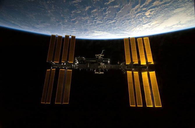 Самые красивые фото из космоса за 2010 год