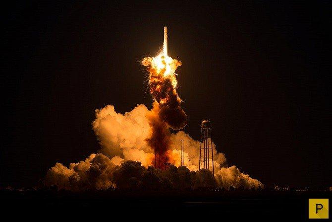 Самые красивые фотографии космоса в 2015 году (20 фото)