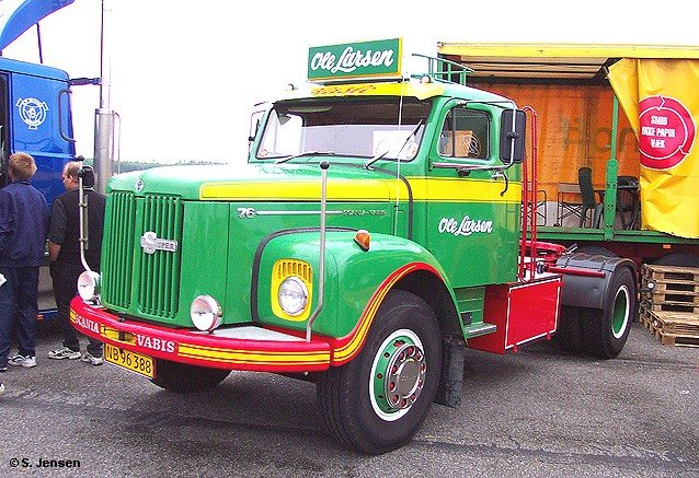 Scania Vabis LS76