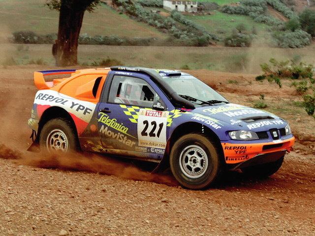 SEAT Dakar TDI