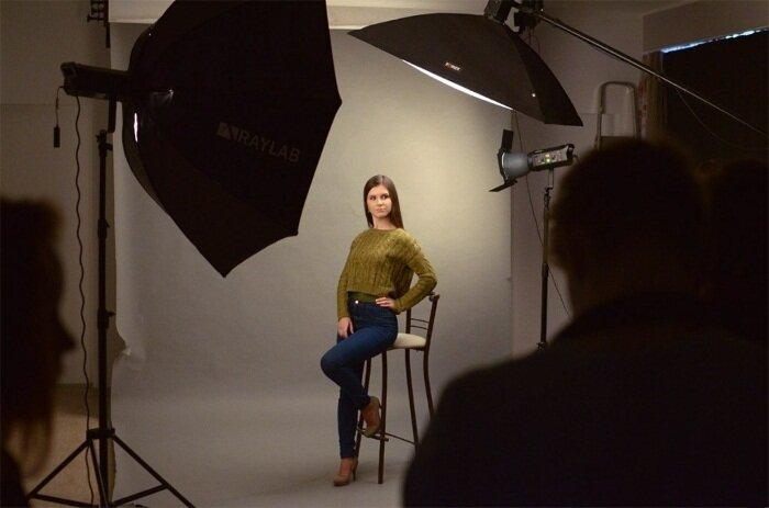 Советы фотографа: настройки камеры для студийной съемки