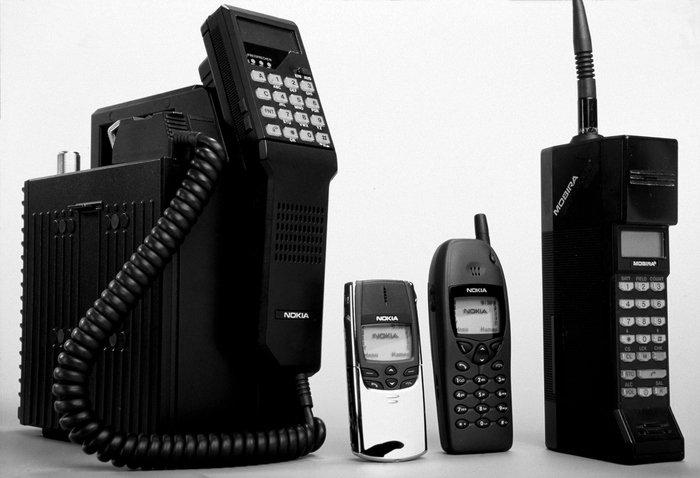 старые сотовые телефоны фото | Foto-Tur
