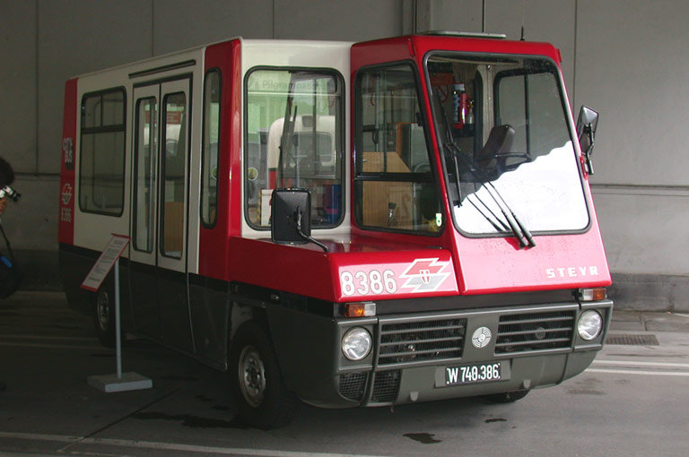 Steyr SC 6F 72