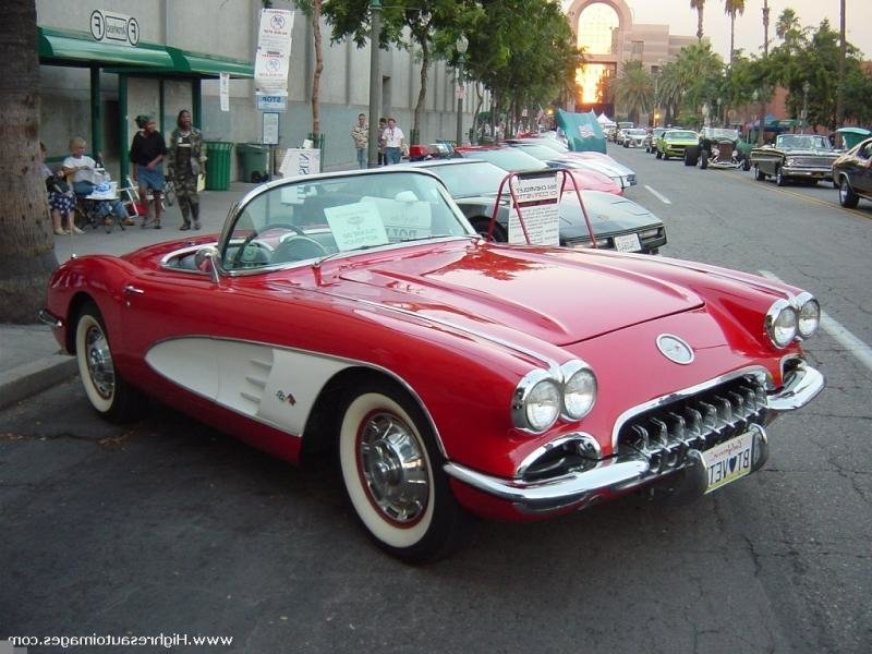 Chevrolet Corvette C1 фото №483 | автомобильная фотогалерея ...