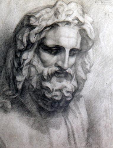 Уроки рисунка, основы академического рисунка