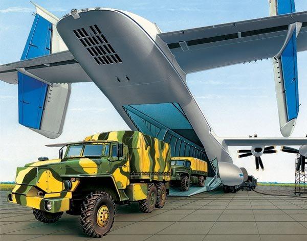 Военно-грузовое такcи » Военное обозрение