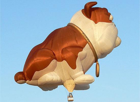 Воздушные шары (38 Фото) » Триникси