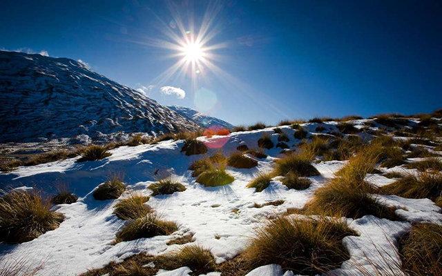 Зимний пейзаж Картинки, рисунки скачать бесплатно на телефон, на рабочий стол
