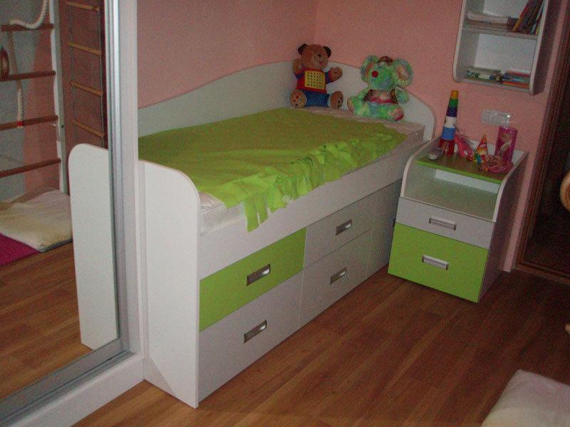 """Детские - """"абсолют мебель""""."""