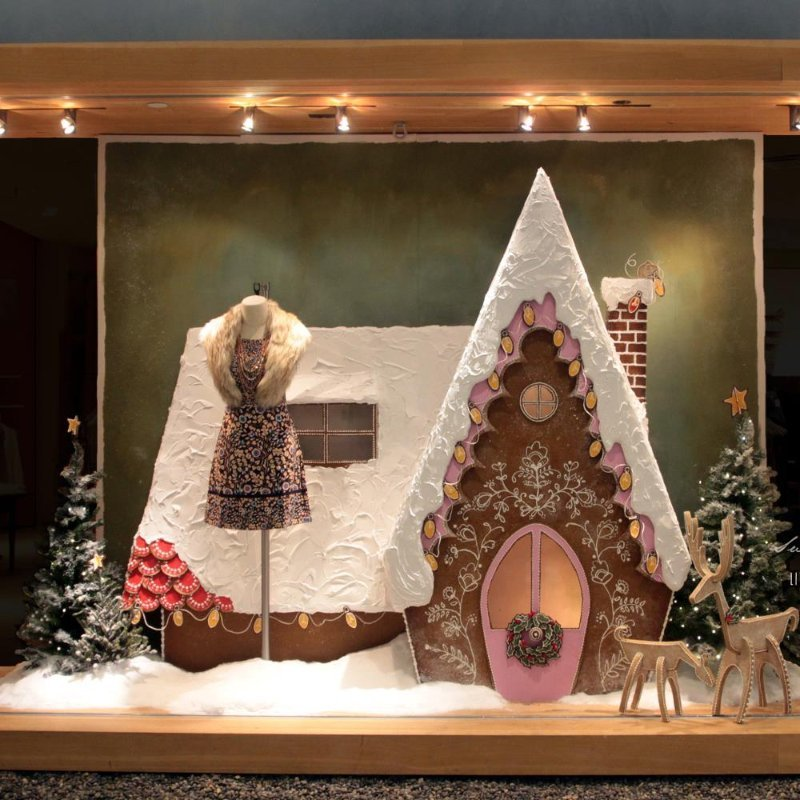 christmas visual merchandising - Поиск в Google