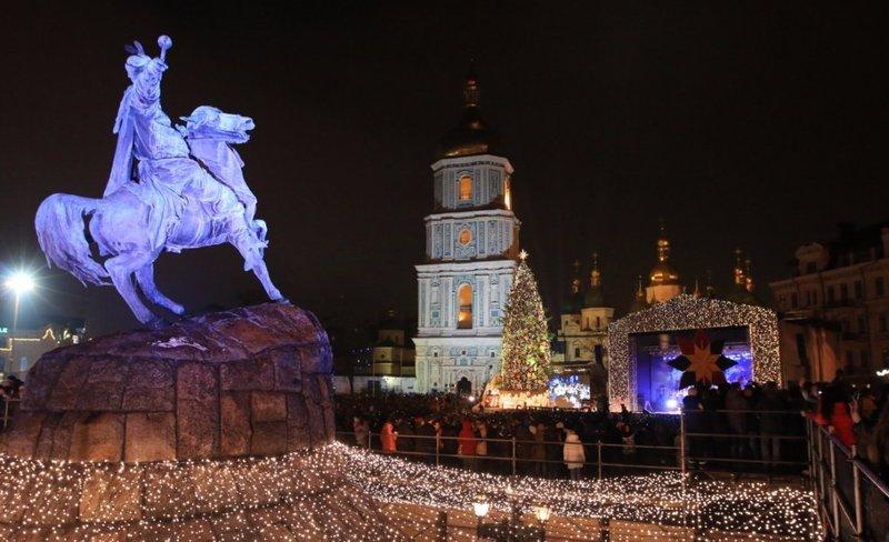 Софиевская площадь в Киеве