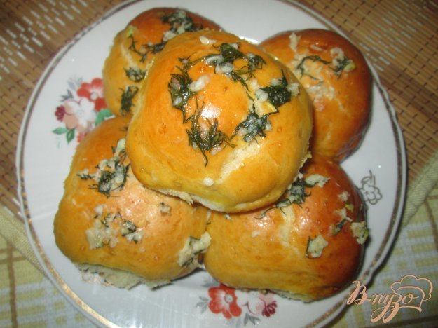Пампушки пошаговый рецепт фото