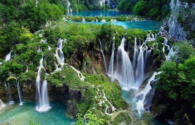 Самые лучшие национальные парки
