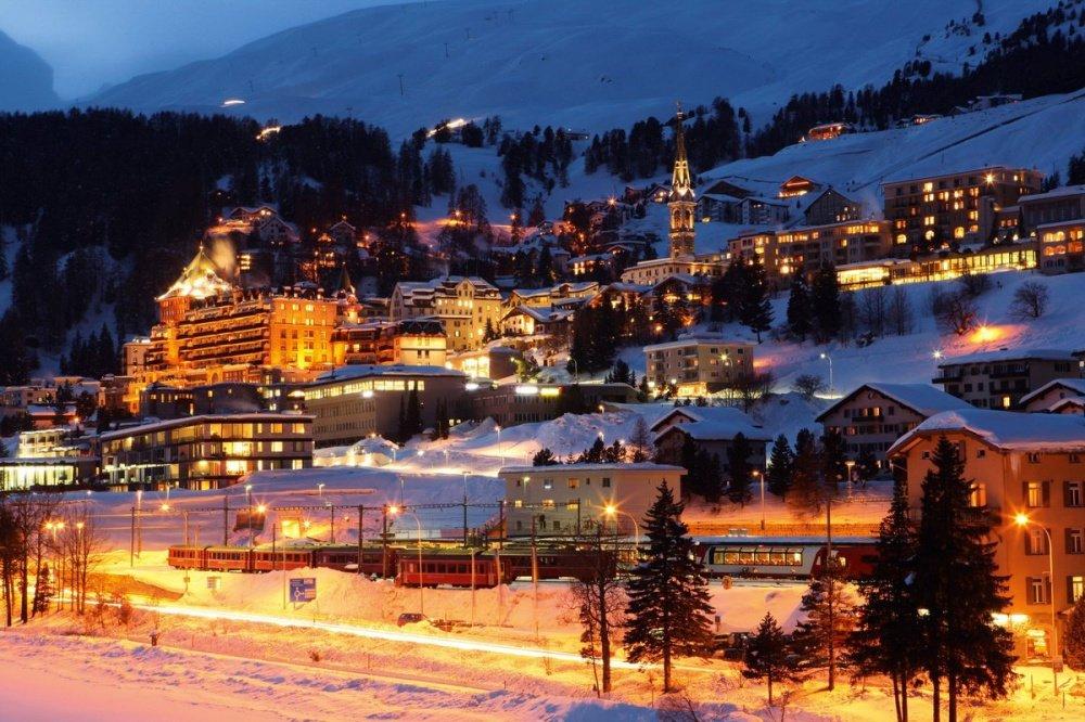 Картинки швейцария зимой