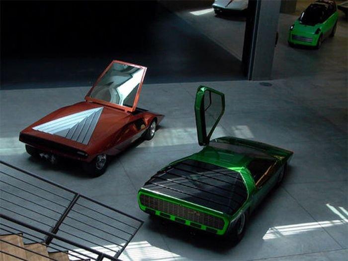 Fiat Abarth 2000, 1969