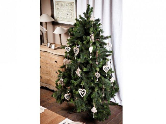 14-Красивые-украшенные-елки:-фото