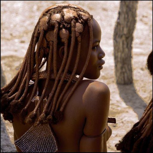 Африканские прически (10 Фото)