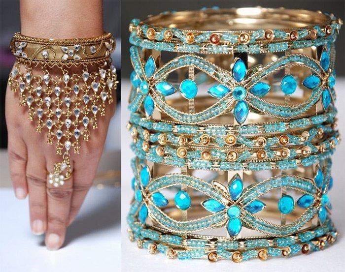 браслеты и в этническом стиле, фото