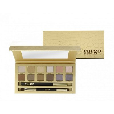 Cargo Summer In The City Palette Палетка теней купить в интернет магазине beautydrugs.ru