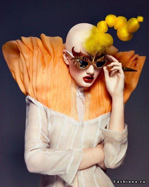 Что такое авангардный стиль? / макияж в авангардном стиле
