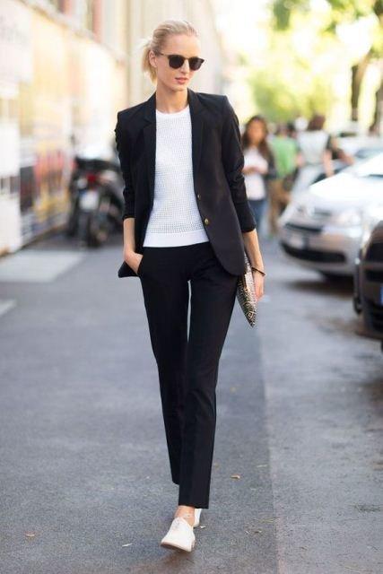 Деловая одежда – основы гардероба бизнес-леди + 60 фото