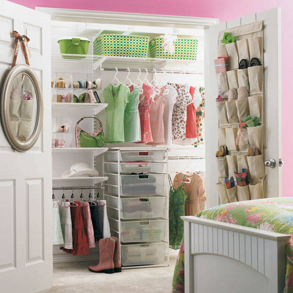 гардеробные комнаты своими руками фото