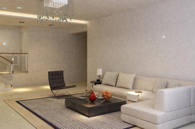 Гостиная мебель - интерьер