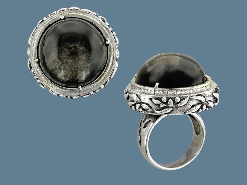 Кольцо из серебра 925° купить в Москве недорого (46101 У15К450836) с доставкой по России.
