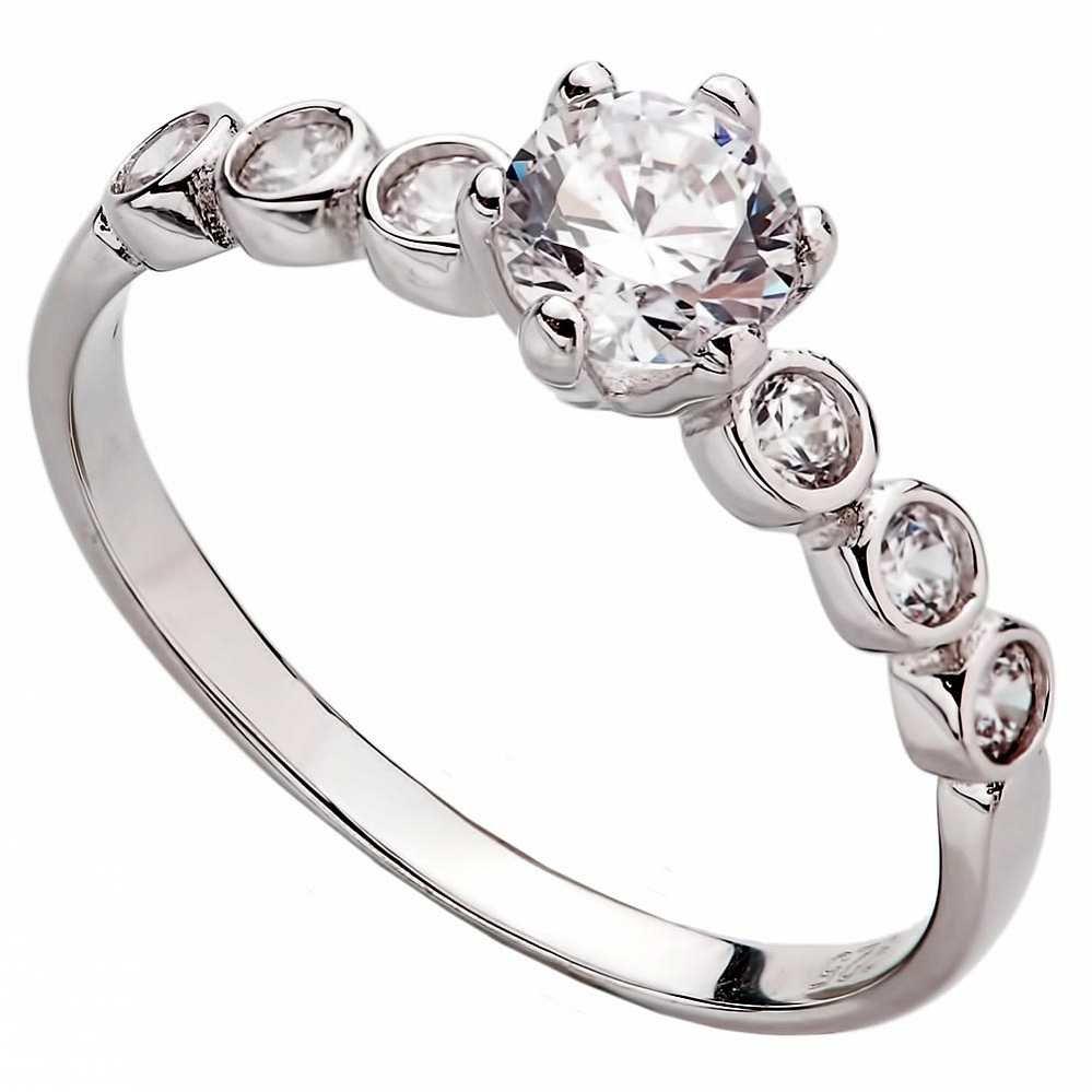 Серебряное кольцо  1151a