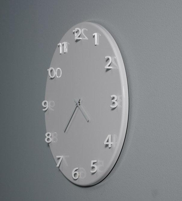 Креативный дизайн настенных часов