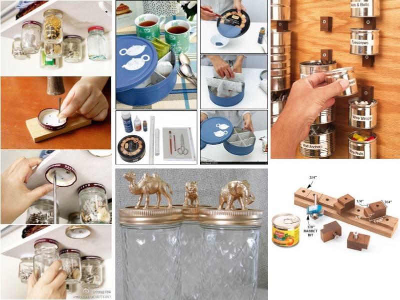 Кухонные поделки своими руками - 100 лучших идей и инструкций (ФОТО)