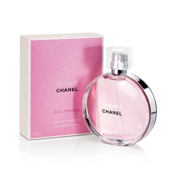 Купить духи Chanel Chance Eau Tendre, 100 ml - Женские духи от Chanel заказать в интернет магазине таможенных товаров C-TTT