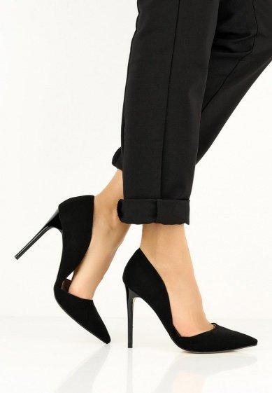 Купить женские туфли на шпильке от 800 руб в интернет-магазине Lamoda.ru!