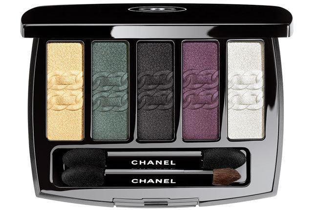 Les Intemporels от Chanel: лимитированная коллекция макияжа, посвященная модели сумки 2.55 | Glamour | Glamour.ru